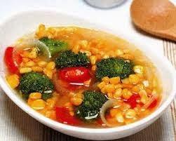 Sup Sehat Jagung Brokoli