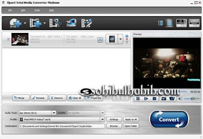 Tipard Total Media Converter Platinum 6.2.16 Full Patch