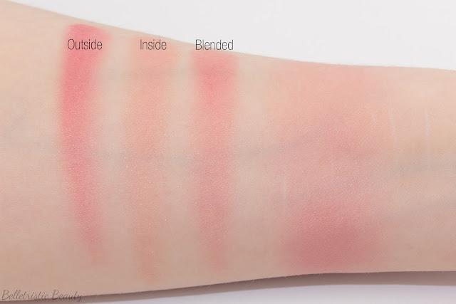 Yves Saint Laurent YSL #6 Passionnee Blush Volupté Heart of Light Powder Blush swatches Fall 2014