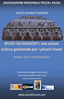 5° Convegno Nazionale Piccoli Musei