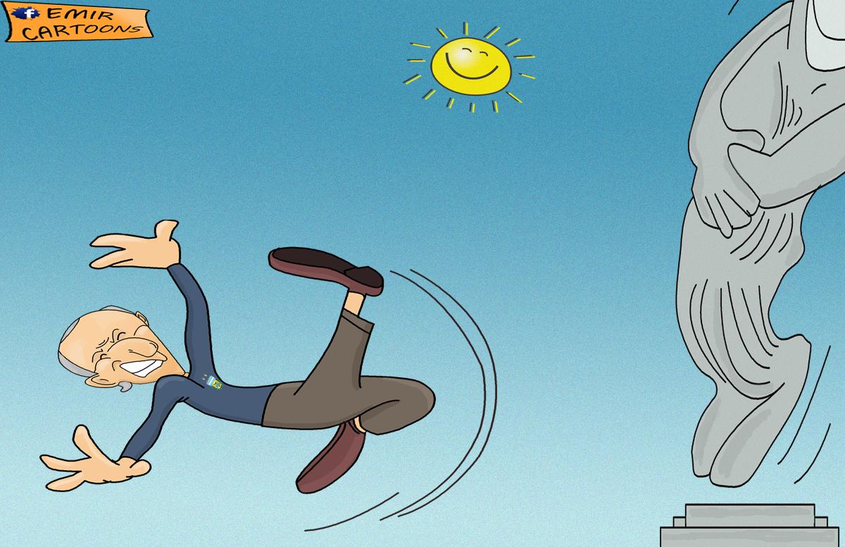 Argentine,kariakture,fudbal,emir cartoons,Alejandro Sabella