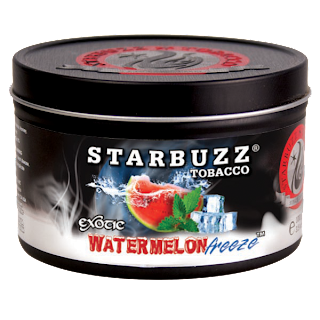 STARBUZZ BOLD WATERMELON FREEZE HOOKAH SHISHA TOBACCO