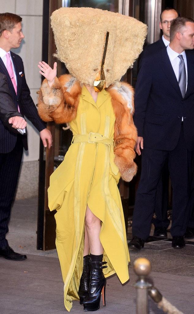 Es o no es Lady Gaga
