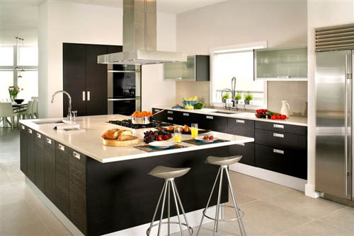 Small Kitchen Design A Small Kitchen Does Not Penury Fluorescent