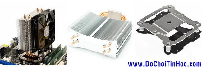 PHỤ KIỆN high-end PC: Tản nhiệt CPU, keo cao cấp, FAN 8-23cm, đồ mod PC, HÀNG ĐỘC!!! - 6