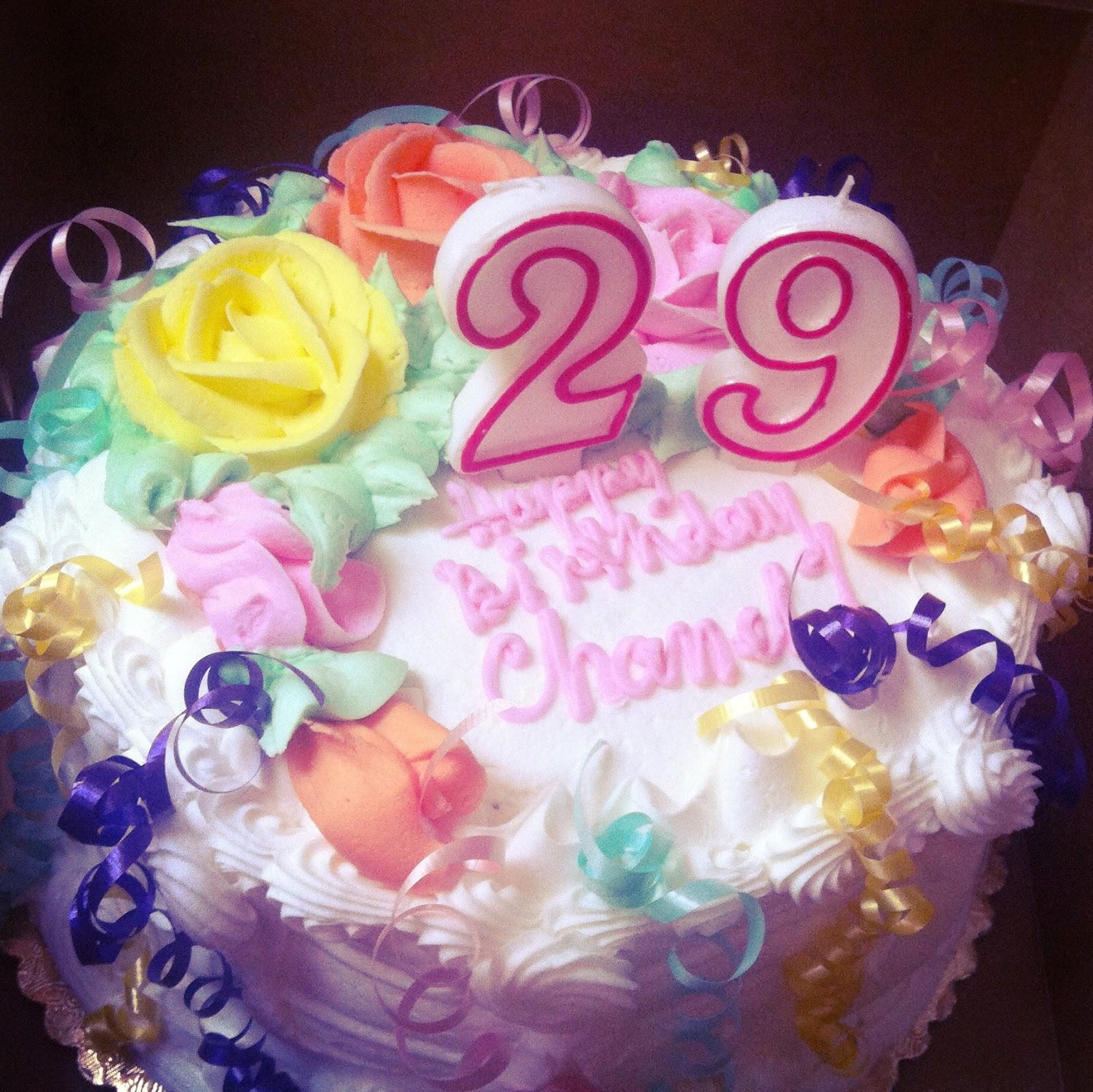 29th Birthday Recap Chanel Moving Forward
