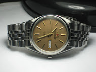 Orient 3 Star Brwon Dial Automatic