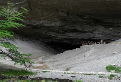 Caverna del Milodón – Chile