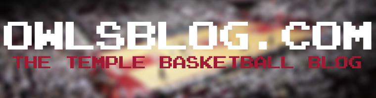 OwlsBlog - THE Temple Basketball Blog