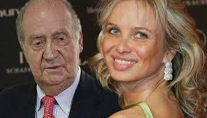 Juan Carlos I envía señales a Corinna