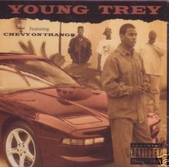 Young Trey – Chevy On Thangs (VLS) (1993) (VBR)