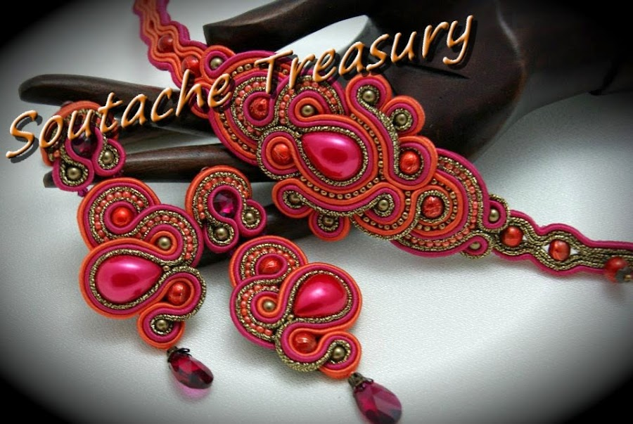 Soutache Treasury