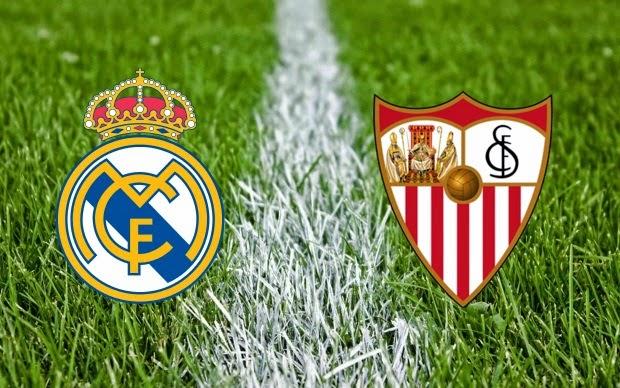 Life And Insurance : Los Blancos Versus Sevilla Di Laga Piala Super Eropa