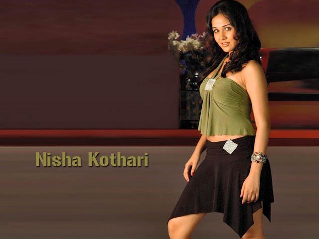 Nisha Kothari Hd Wallpapers