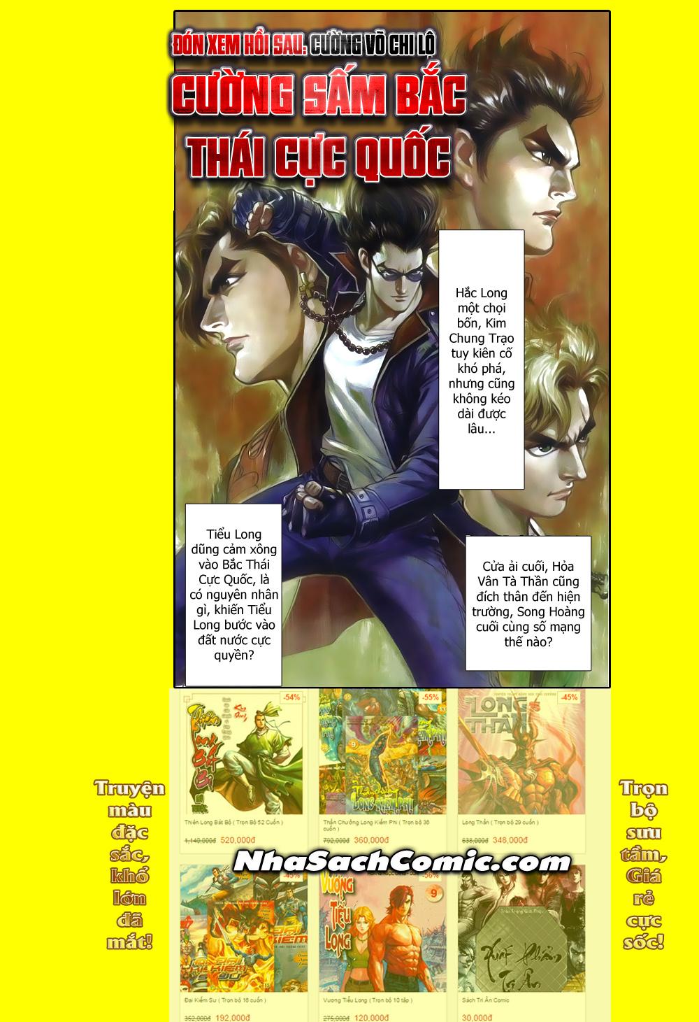 Tân Tác Long Hổ Môn chap 791 Trang 32 - Mangak.info