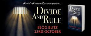 Blog Tour - Divide and Rule