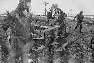 Το ατύχημα συνέβη στη 01:26 ώρα Μόσχας, ξημερώματα του Σαββάτου 26 Απριλίου 1986.