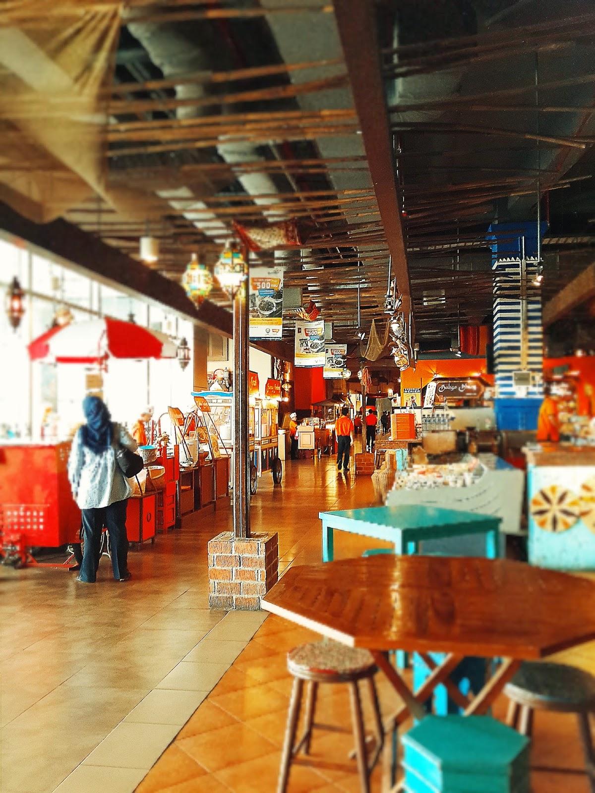 Eat N Eat Pt 1 Kota Kasablanka Diarymakan Indonesian Food