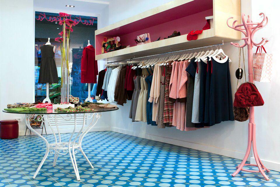 Tienda Decoracion Naif ~ Traka Barraka, la m?gica tienda sesentera  Algo pasa con Madrid