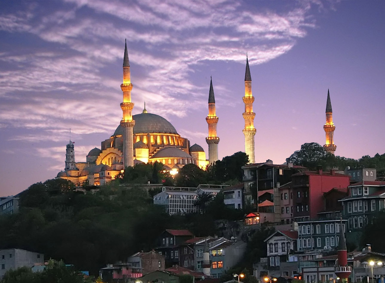 Selimiye Mosque Wallpapers - Islamic Wallpapers, Kaaba ...