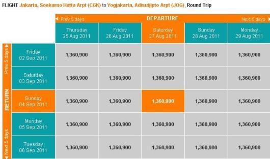 Related Post Daftar Harga Tiket Pesawat Garuda