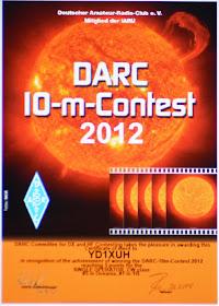 DARC 10 METER CONTEST