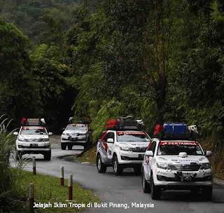Fortuner Penjelajah Tangguh di Segala Medan