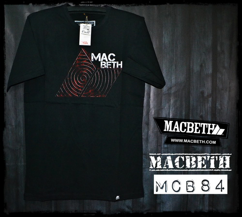 Kaos Surfing MACBETH Kode MCB84