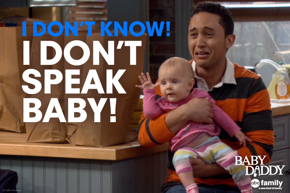 Baby Daddy Meme Funny : Jedi mouseketeer fun quotes from abc family s original