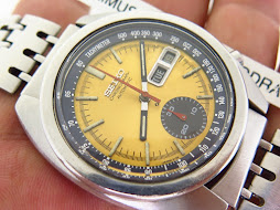 SEIKO CHRONOGRAPH 6139 6012 YELLOW DIAL - AUTOMATIC - PART B