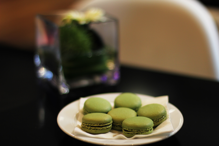 macarons glamour mercedes benz galerie