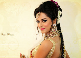 Pooja Sharma TV Show Actress Sexy Wallpapers