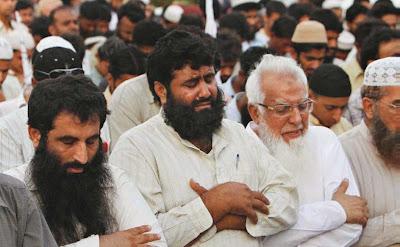 Mourn the death of Osama Bin Laden
