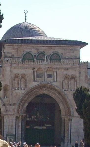 ciudad vieja jerusalen
