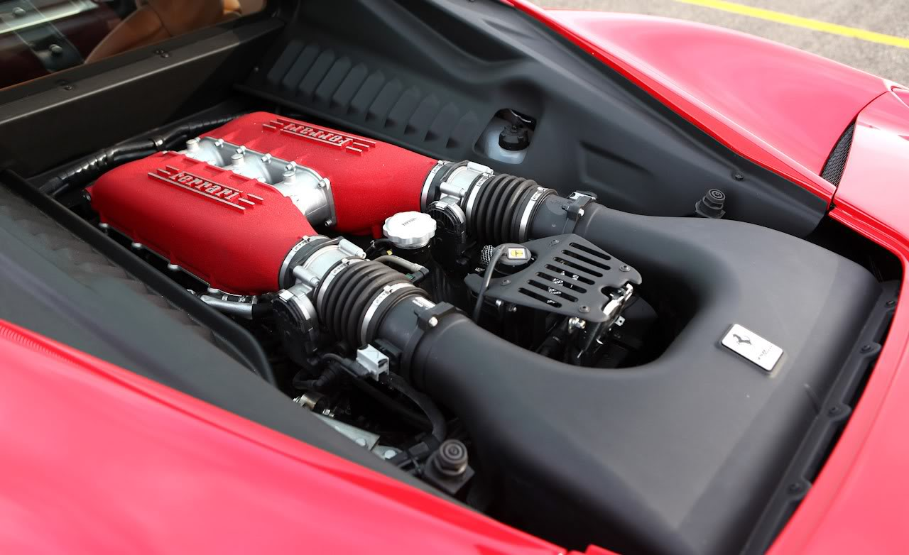 sports cars  ferrari 458