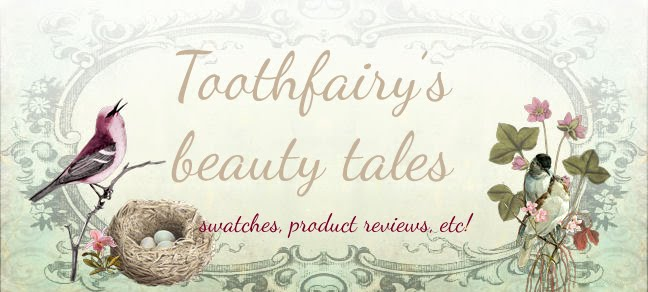 Toothfairy's             beauty tales