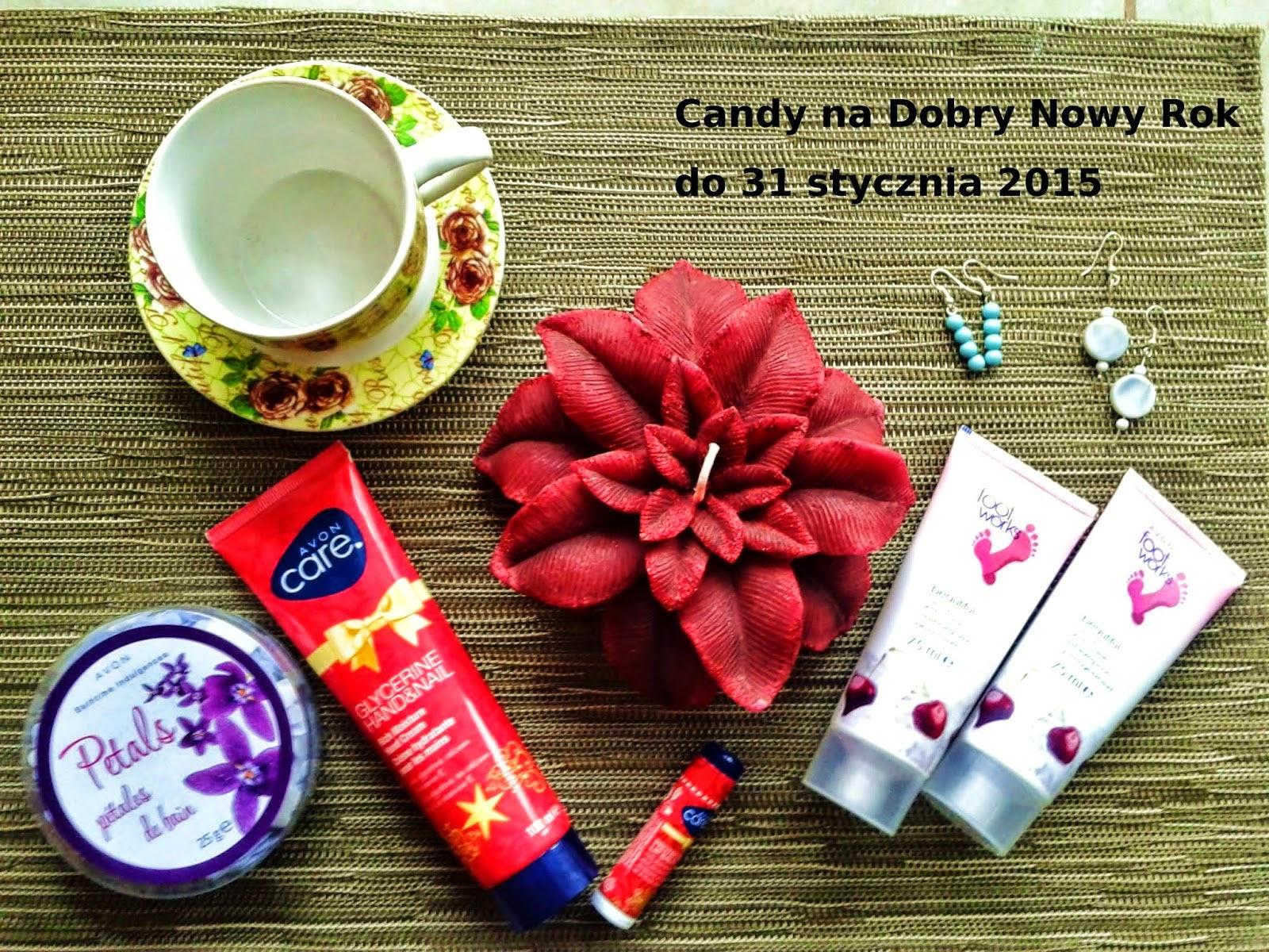 Candy na dobry Nowy Rok do 31 stycznia