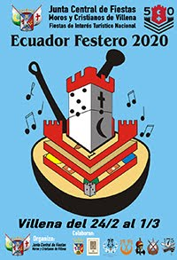 ECUADOR FESTERO 2020