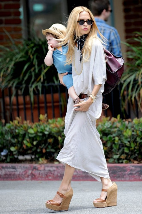 Dep Knows Best Street Style Rachel Zoe