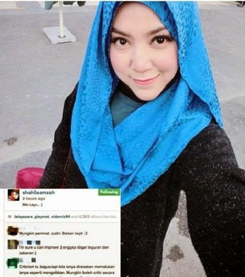 PUNCA Shila Amzah Gaduh Dengan Peminat di Media Sosial