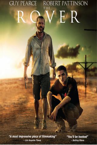 The Rover [DVD R1 FINAL] [2014] (Latino)
