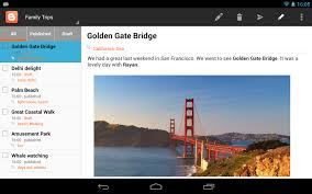 Blogger 2.1.2 APK Android