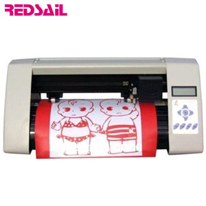 gambar, mesin cutting sticker, plotter, redsail, RS450C