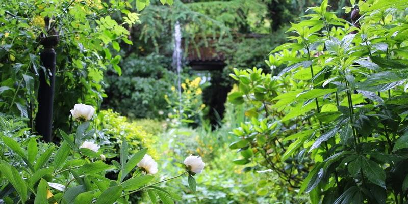 Haven i Hune, den gule have