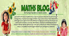 MATHS BLOG