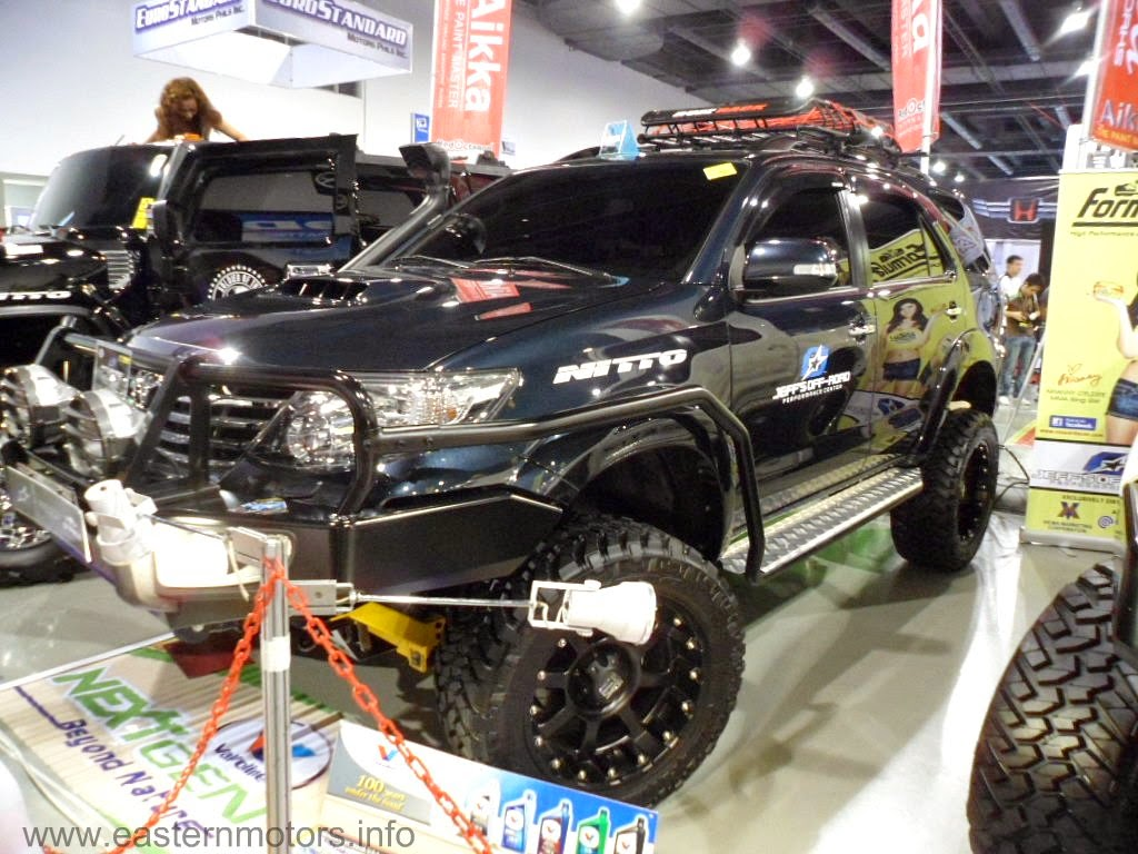 Toyota Fortuner Modified Photos