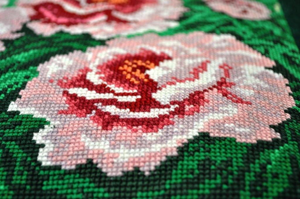вышивание крестиком, вышивка крестом