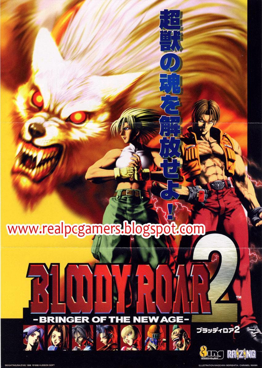 Bloddy Roar 2 Free Download