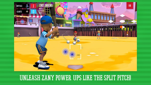 Backyard Sports Baseball 2015 for iPhone and iPad