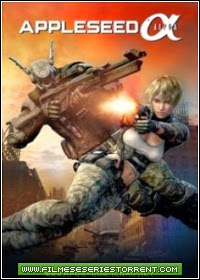 Appleseed Alpha Dublado Torrent (2014)